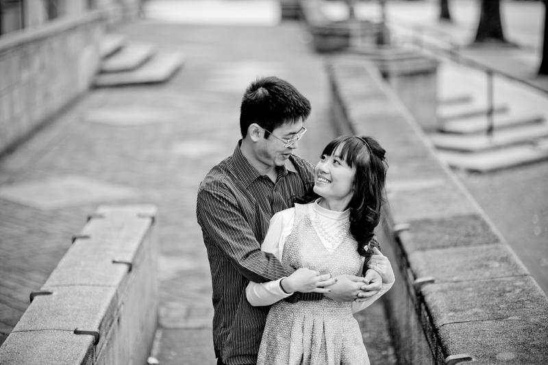 Yi + Ying's Seattle Engagement Session - Jerome Tso ...