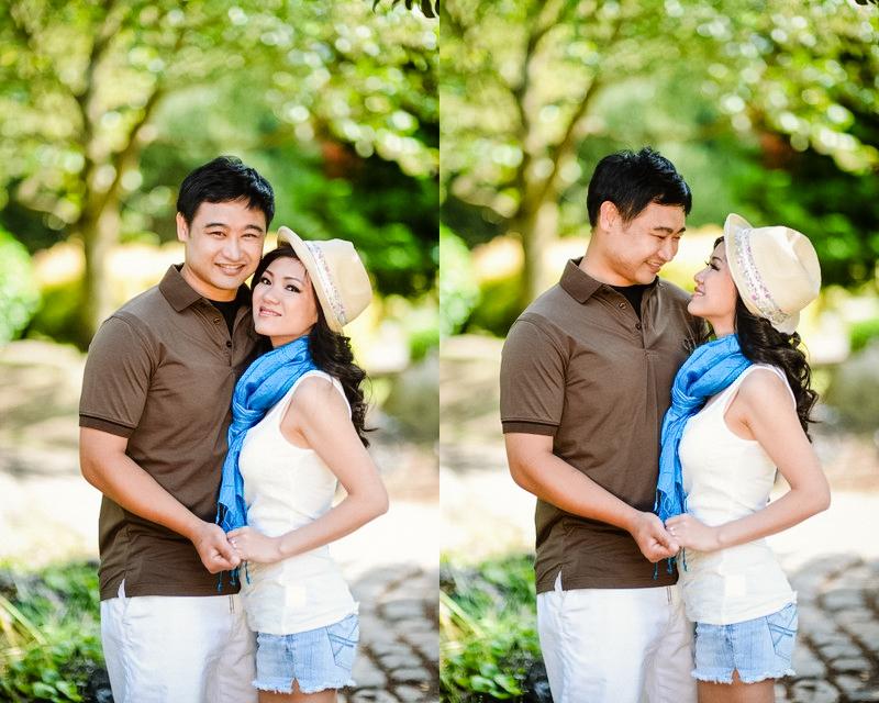 Michael + Phuong